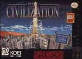 Sid Meier's Civilization (Super Nintendo)