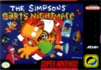 Simpsons: Bart's Nightmare, The (Super Nintendo)