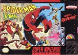 Spider-Man and the X-Men: Arcade's Revenge (Super Nintendo)