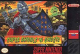 Super Ghouls 'n Ghosts (Super Nintendo)