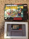 Super Mario All-Stars -- Box Only (Super Nintendo)