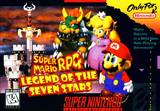 Super Mario RPG: Legend of the Seven Stars -- Box Only (Super Nintendo)