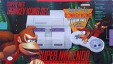 Super Nintendo -- Donkey Kong Country Edition (Super Nintendo)
