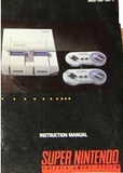 Super Nintendo -- Manual Only (Super Nintendo)