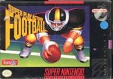 Super Play Action Football (Super Nintendo)