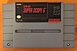 Super Scope 6 -- Cart Only (Super Nintendo)