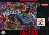 Teenage Mutant Ninja Turtles IV: Turtles in Time (Super Nintendo)
