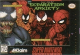 Venom / Spider-Man: Separation Anxiety (Super Nintendo)