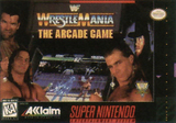 WWF WrestleMania: The Arcade Game (Super Nintendo)