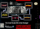 Williams Arcade's Greatest Hits (Super Nintendo)