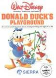 Donald Duck's Playground (Tandy Color Computer)