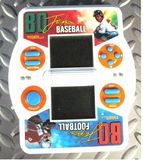 Bo Jackson's Baseball/Football (Tiger Handheld)
