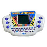 Mini Electronic Wheel of Fortune (Tiger Handheld)