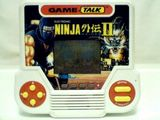 Ninja Gaiden II: The Dark Sword of Chaos (Tiger Handheld)