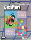 2-in-1: Block Buster & Cross High (Watara Supervision)