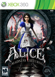 Alice: Madness Returns (Xbox 360)