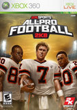 All-Pro Football 2K8 (Xbox 360)