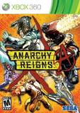 Anarchy Reigns (Xbox 360)