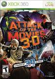 Attack of the Movies 3D (Xbox 360)