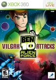 Ben 10: Alien Force: Vilgax Attacks (Xbox 360)