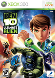 Ben 10: Ultimate Alien: Cosmic Destruction (Xbox 360)