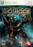 BioShock -- Manual Only (Xbox 360)