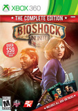 BioShock Infinite -- The Complete Edition (Xbox 360)
