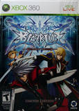 BlazBlue: Calamity Trigger -- Limited Edition (Xbox 360)