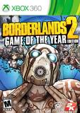 Borderlands 2 -- Game of the Year Edition (Xbox 360)