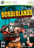 Borderlands Double Game Add-On Pack: The Zombie Island of Dr. Ned/Mad Moxxi's Underdome Riot (Xbox 360)