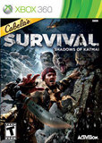 Cabela's Survival: Shadows of Katmai (Xbox 360)