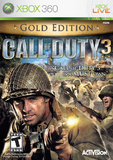 Call of Duty 3 -- Gold Edition (Xbox 360)