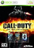 Call of Duty: The War Collection (Xbox 360)