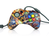 Controller -- PDP Marvel Versus Fighting Pad (Xbox 360)