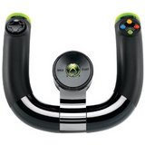 Controller -- Wireless Speed Wheel (Xbox 360) (Xbox 360)
