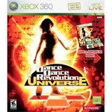 Dance Dance Revolution: Universe -- Bundled with Controller (Xbox 360)