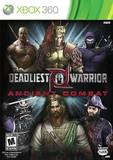 Deadliest Warrior: Ancient Combat (Xbox 360)