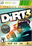 DiRT 3 -- Complete Edition (Xbox 360)