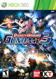Dynasty Warriors: Gundam 3 (Xbox 360)