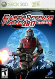 Earth Defense Force 2017 (Xbox 360)
