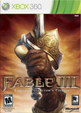 Fable III -- Limited Collector's Edition (Xbox 360)