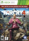 Far Cry 4 -- Limited Edition (Xbox 360)