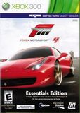 Forza Motorsport 4 -- Essentials Edition (Xbox 360)