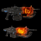 Gears Of War 3 Infected OMEN Skins DLC (Xbox 360)