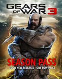 Gears of War 3 -- Season Pass (Xbox 360)