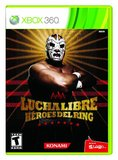 Lucha Libre AAA: Heroes del Ring (Xbox 360)