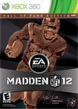 Madden NFL 12 -- Hall of Fame Edition (Xbox 360)