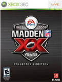 Madden NFL XX Years -- Collector's Edition (Xbox 360)