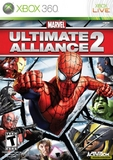 Marvel: Ultimate Alliance 2 (Xbox 360)