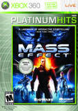 Mass Effect -- Platinum Hits (Xbox 360)